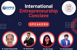 """Entrepreneur & Digital Marketing"" at International Entrepreneurship Conclave"