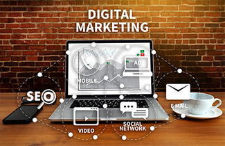 You remain with no choice but to learn digital way of marketing.