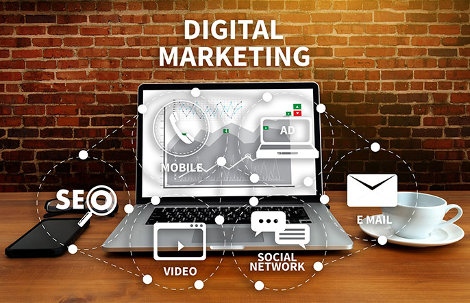 You remain with no choice but to learn digital way of marketing